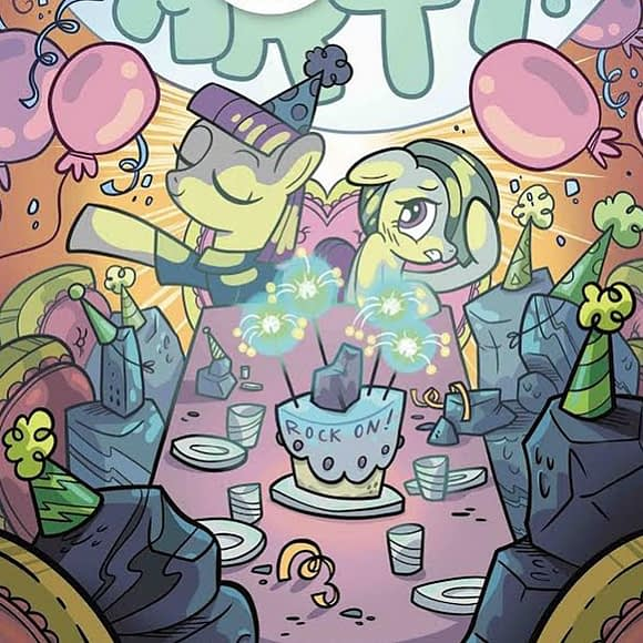 We are thrilled to host @katesherron for a signing of My Little Pony Friendship is Magic 86 on January 25! Get all the details over at our Facebook event @idwpublishing