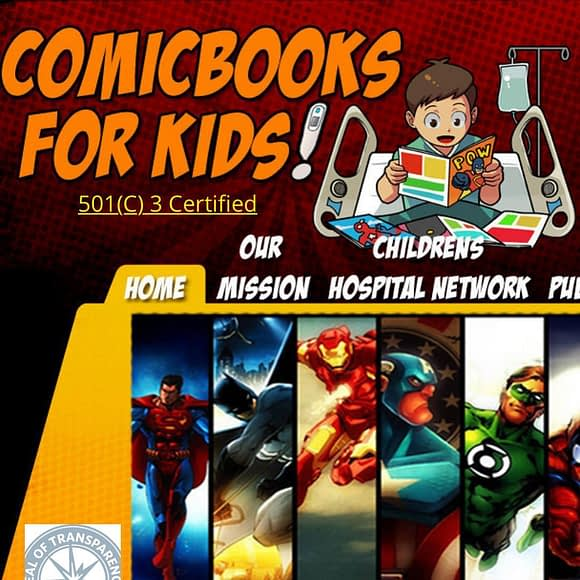 At our Dec 8 pop-up shop at White Whale in Savannah, we'll be accepting new comic book donations for Comicbooks for Kids. It's a charity similar to Toys for Tots that provides comics to children's hospitals nation-wide, including in Savannah. You can bring your own new, age appropriate comics, or purchase from our special 50 cent box. We'll match every donation book for book. See you this Saturday @whitewhalesav * More at NeighborhoodComics.com