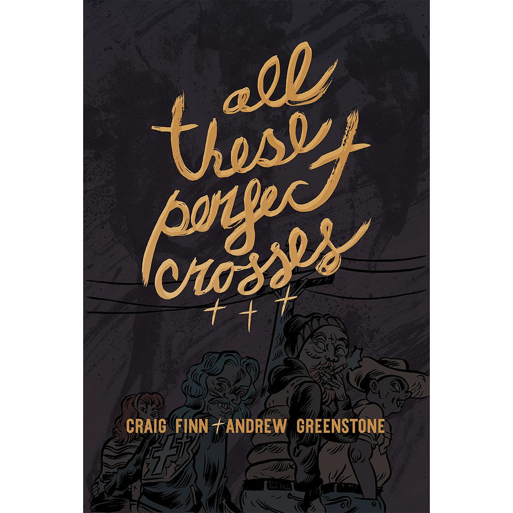 perfect crosses comic deluxe