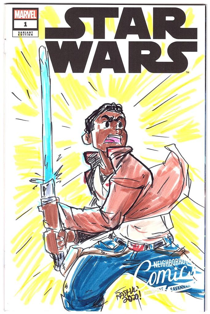 Rashad Doucet - Star Wars