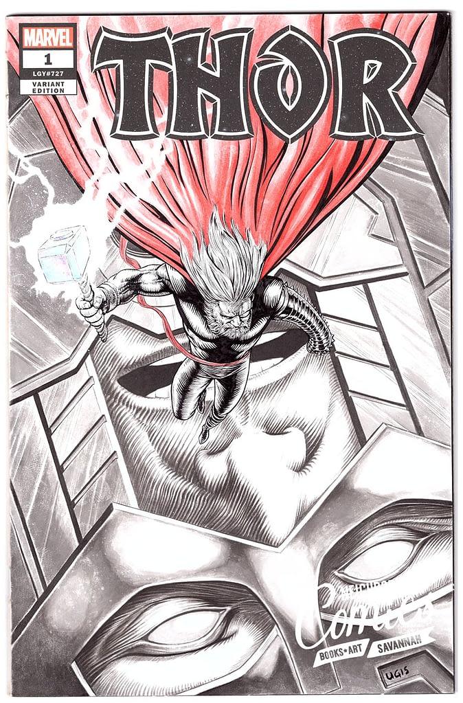 Ugis Berzins - Thor