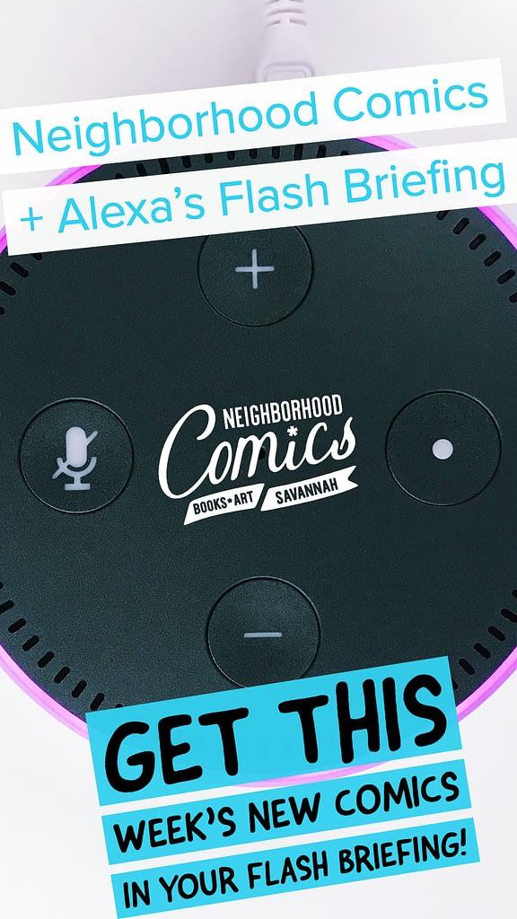 Alexa Flash Briefing