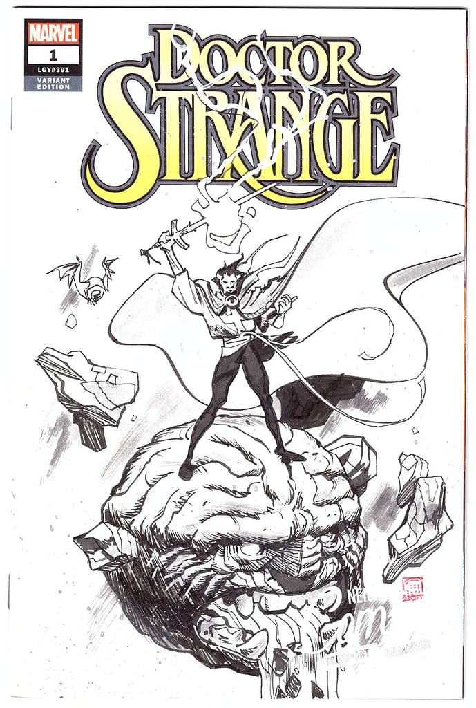 Stephen Green - Doctor Strange