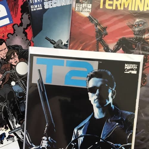 Terminator Comics