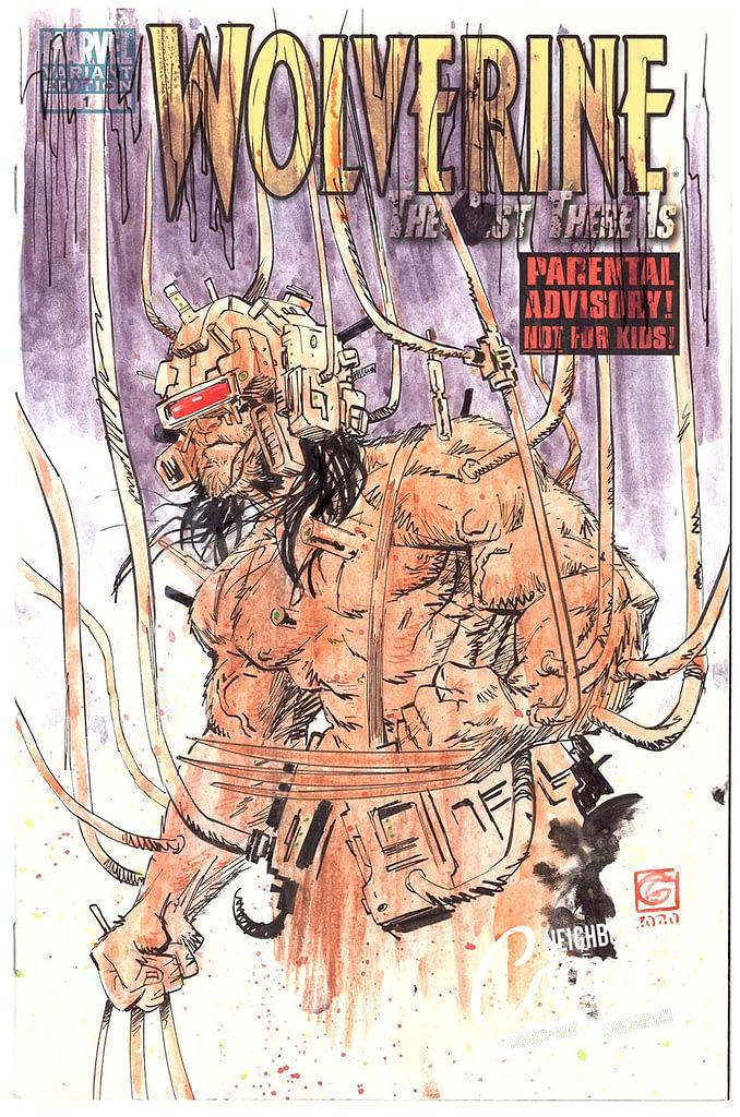 Stephen Green - Wolverine
