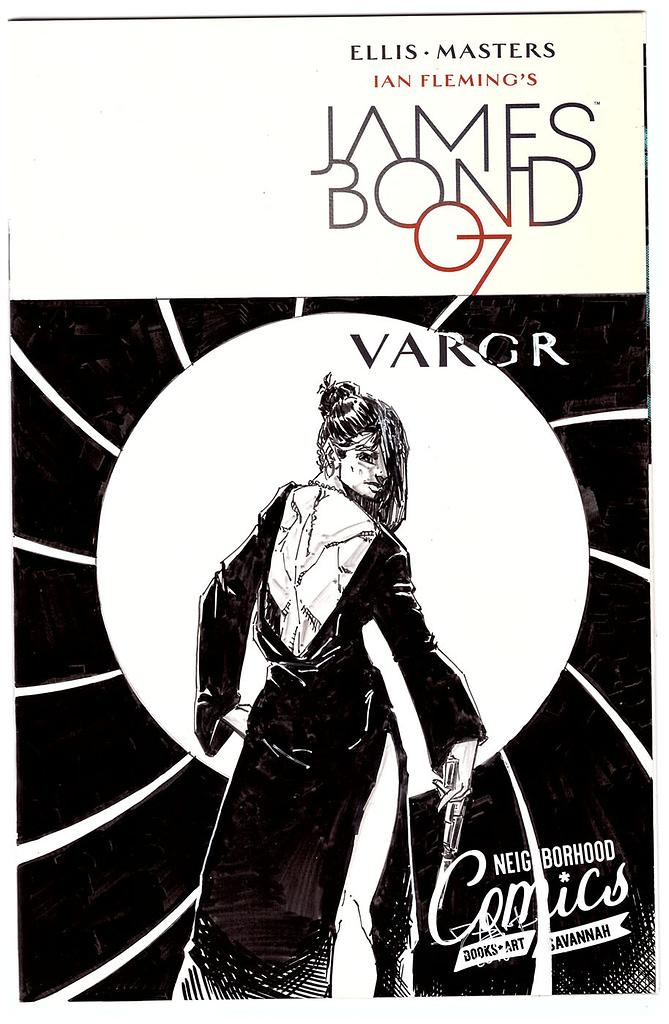 Jay Peteranetz - James Bond