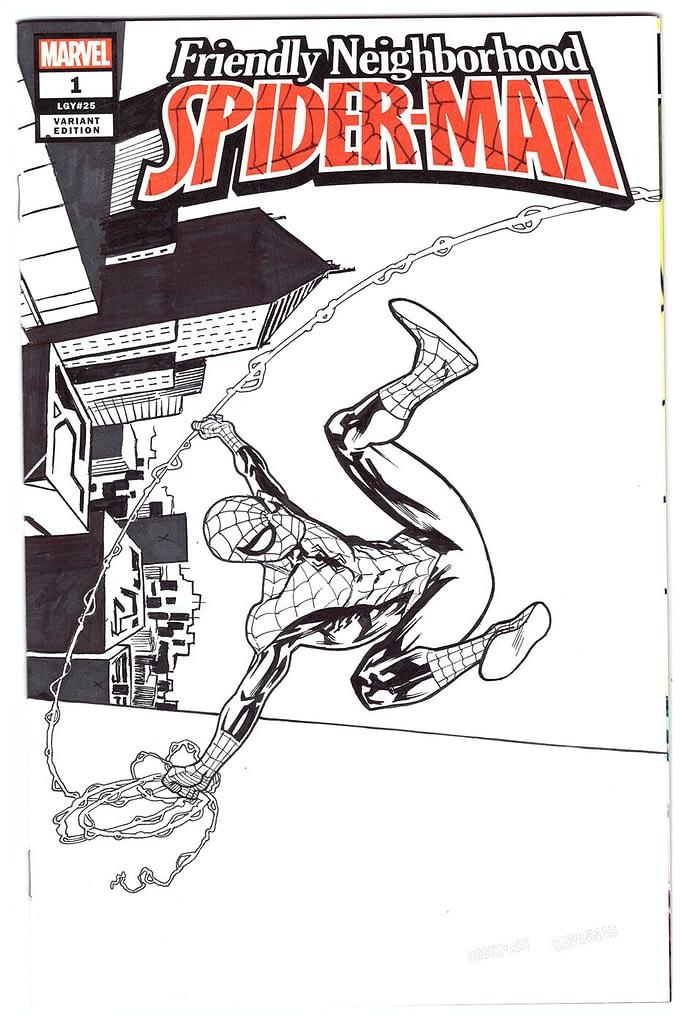 Joshua Hood - Spider-Man
