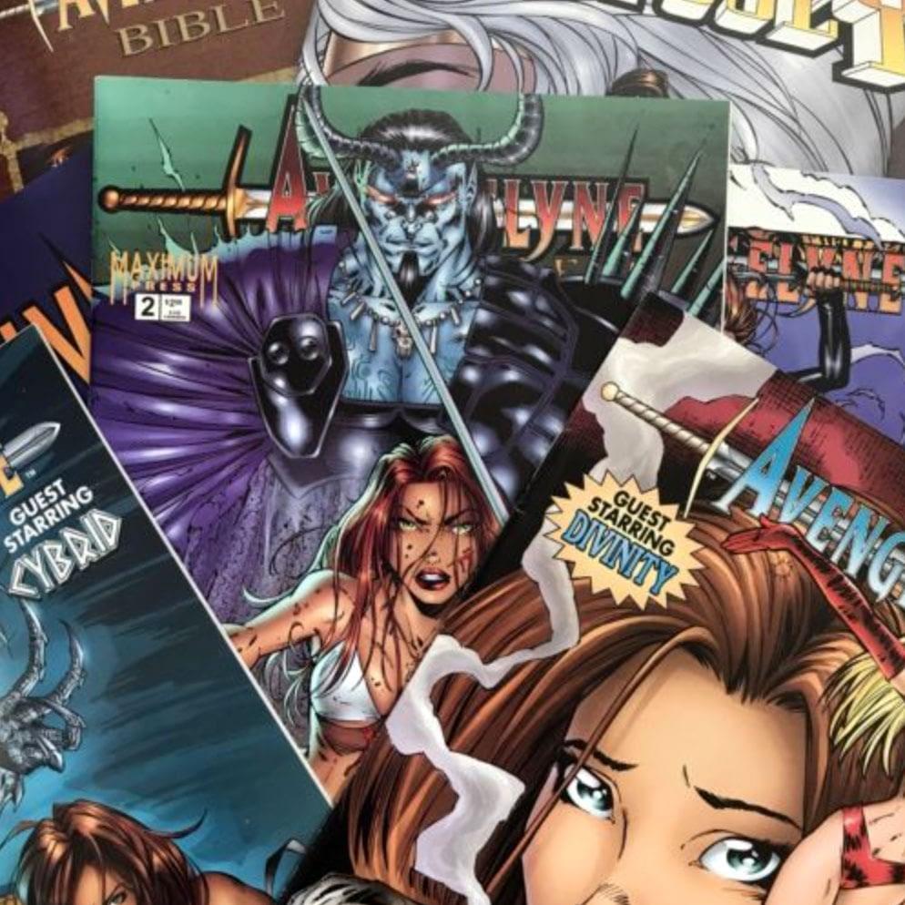 Avengelyne Comics for Sale