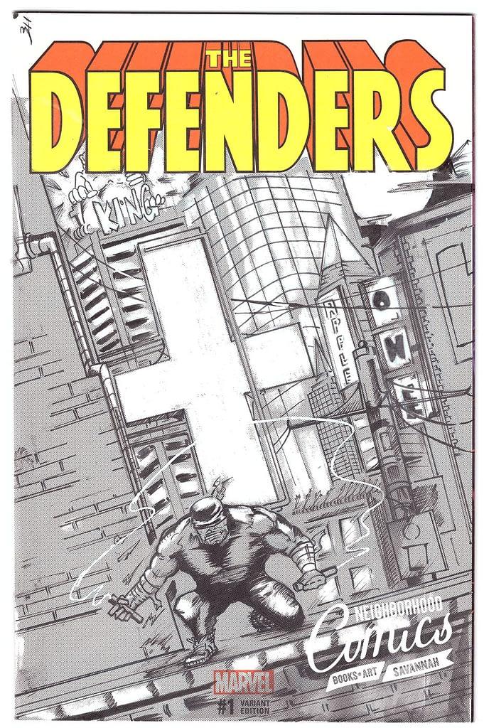 Zachary Turner - Defenders