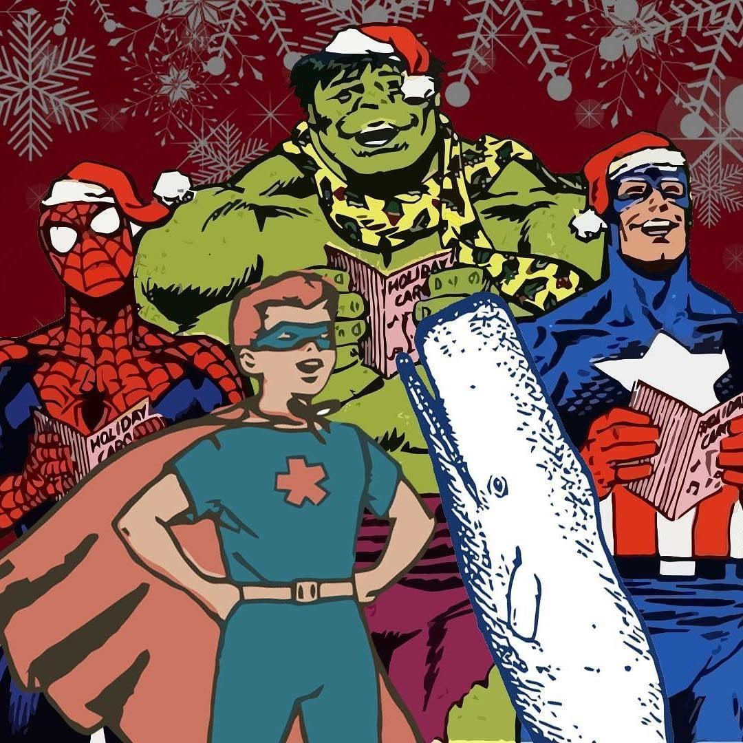 Savannah GA Comic Book Popup Shop on Dec 8