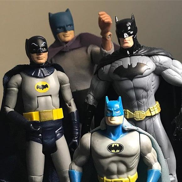 No matter which is your Batman, we wish you a Happy Batman Day * More at NeighborhoodComics.com