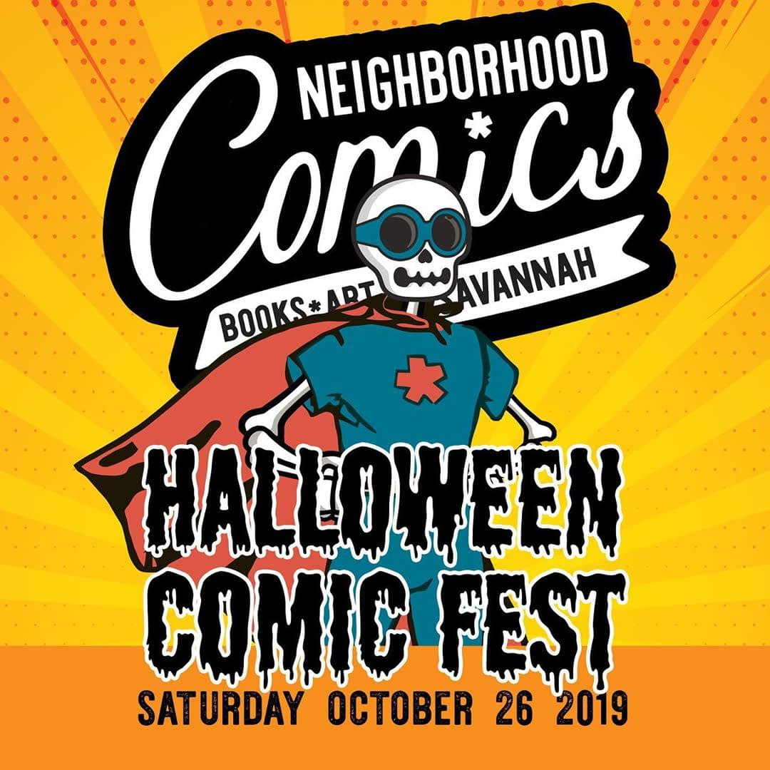 This Saturday is Comic Fest! Starting at 10 AM we'll be giving out free comics and hosting a costume contest. Full details are at our Facebook event page. While you're there, be sure to RSVP and share!