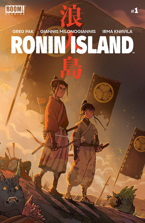 ronan island #1